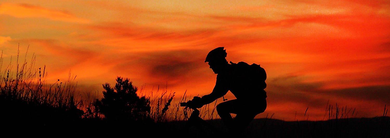 Biker Eagle, CO