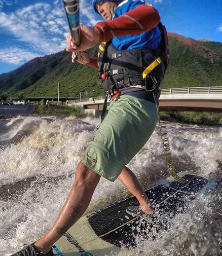 rafting the Colorado