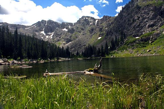 Nolan Lake Trail Hike In Eagle Colorado