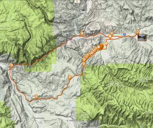 Eagle to Glenwood Springs Loop via Cottonwood Pass (Gypsum's)