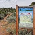 abrams ridge hike Eagle CO