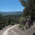 abrams gulch hike Eagle CO