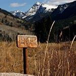 browns loop hike Eagle CO