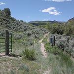 hernage gulch hike Eagle CO