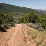 Abrams Ridge, Star Wars Hike Eagle CO