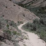 Eagle CO Mountain Bike Trail