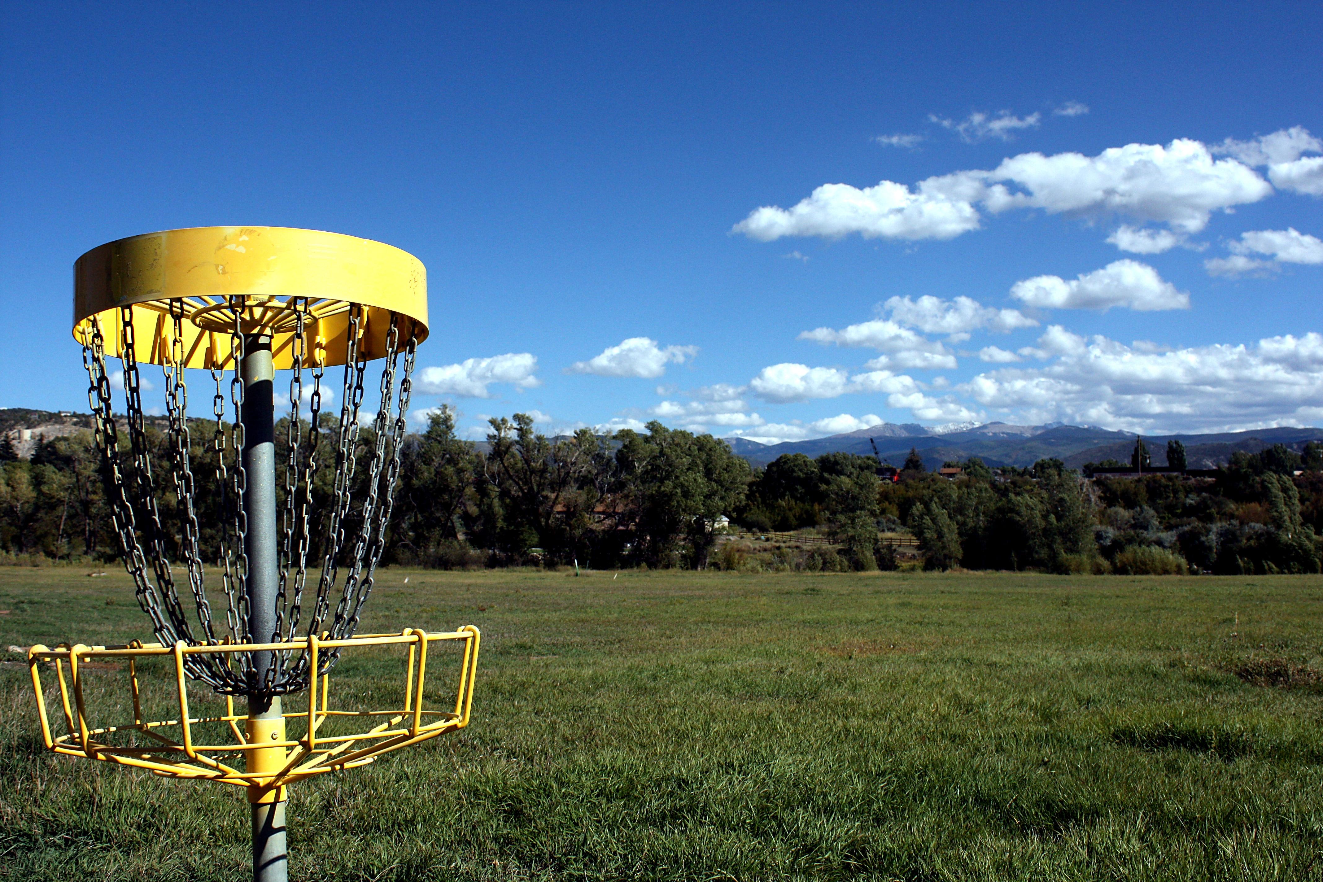 fairgrounds disc golf course eagle colorado