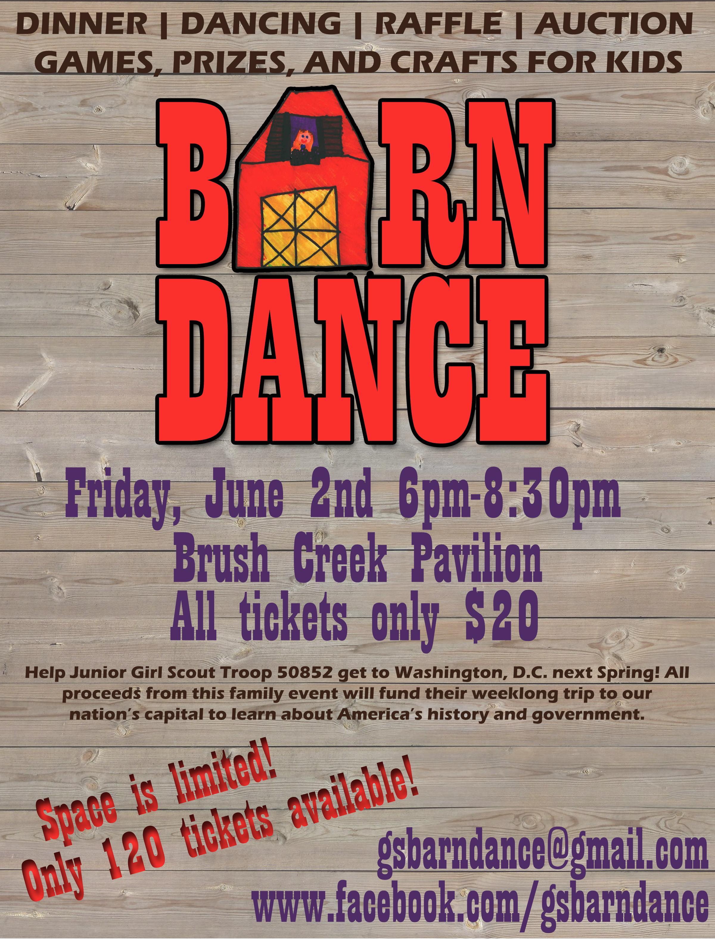 Barn Dance Eagleoutside