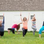 Eagle Yoga
