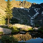 lake charles hike Eagle CO