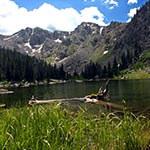 nolan lake hike Eagle CO